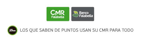 CMR Falabella / Banco Falabella / Los que saben de puntos usan su CMR para todo